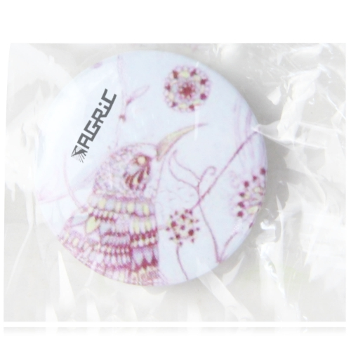 2.5CM Tin Button Badge With Safety Pin Image 9