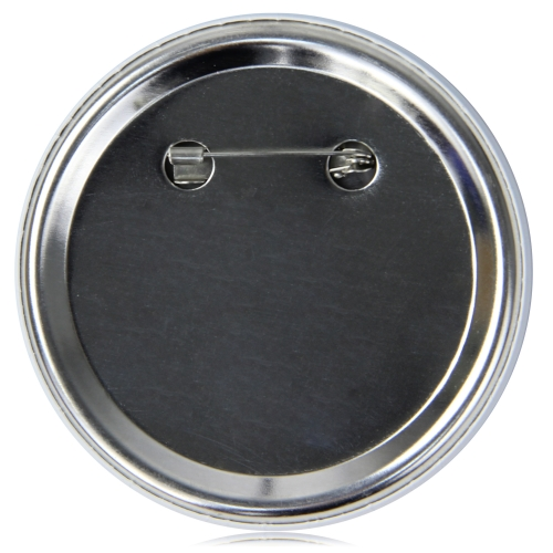 6.5CM Tin Button Badge With Pin Image 1