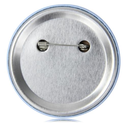 6CM Metal Round Pin Button Badge