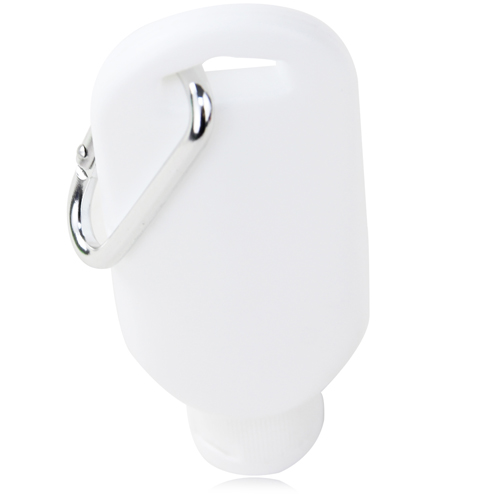50ml Antibacterial Hand Sanitizer With Carabiner Image 5