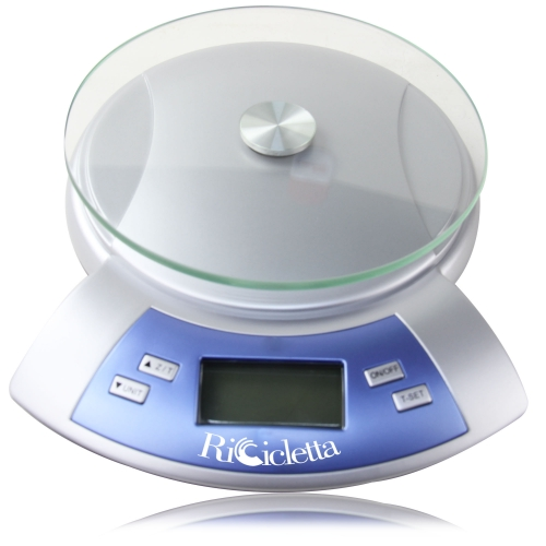 Electronic Digital Kitchen Scale Image 1