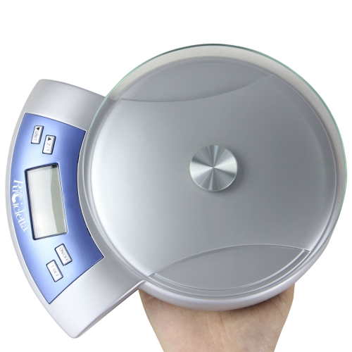 Electronic Digital Kitchen Scale Image 3