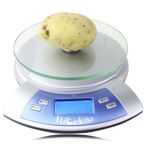 Electronic Digital Kitchen Scale Image 4