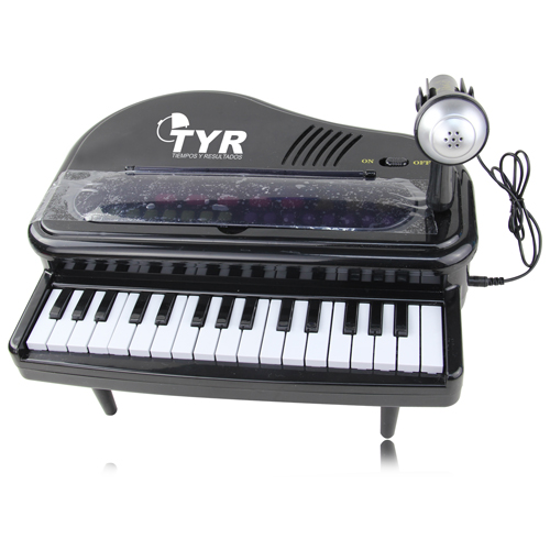 Children Mini Piano With Mic