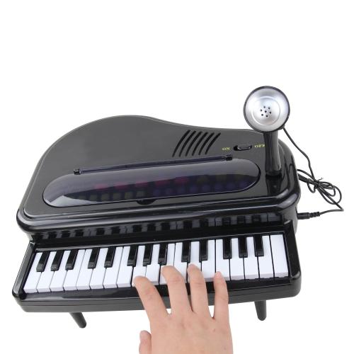 Children Mini Piano With Mic