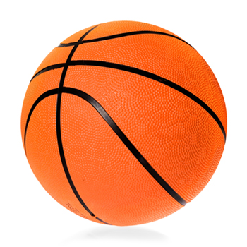 Rubber Standard Basketball