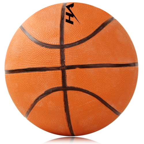 Rubber Standard Basketball Image 1
