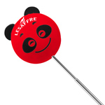 Panda Bear Antenna Topper