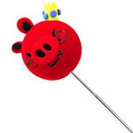 Crown Pig Antenna Topper