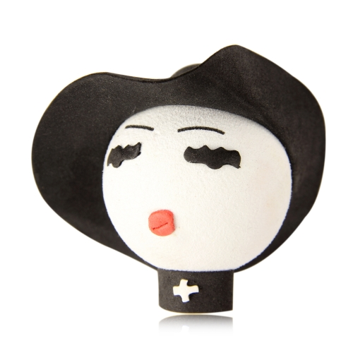 Cool Cowgirl Antenna Ball