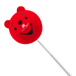 Smiley Winnie-The-Pooh Antenna Topper
