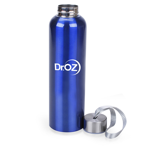 Stainless Steel 280ML Sports Bottle Image 1