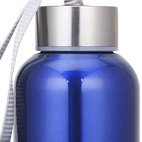 Stainless Steel 280ML Sports Bottle Image 7