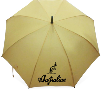 8 Panel Crook Handle Umbrella