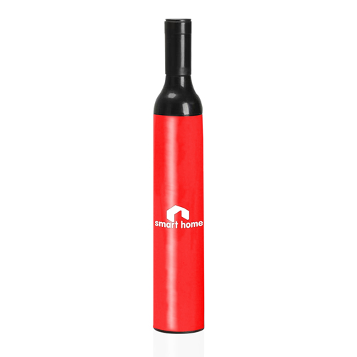 Three Folding Wine Bottle Umbrella Image 6