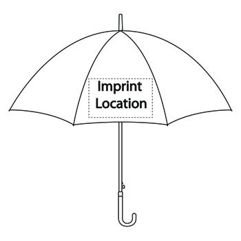 Transparent Dome Umbrella