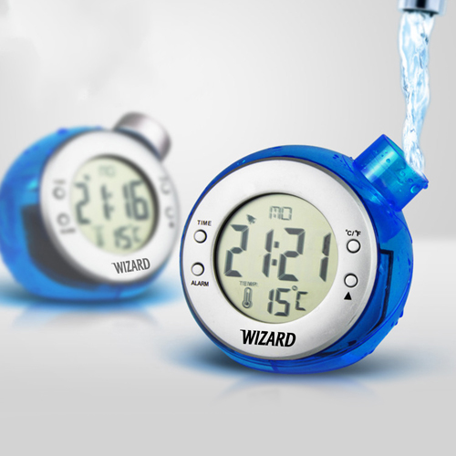 Water Powered Digital LCD Clock Image 2