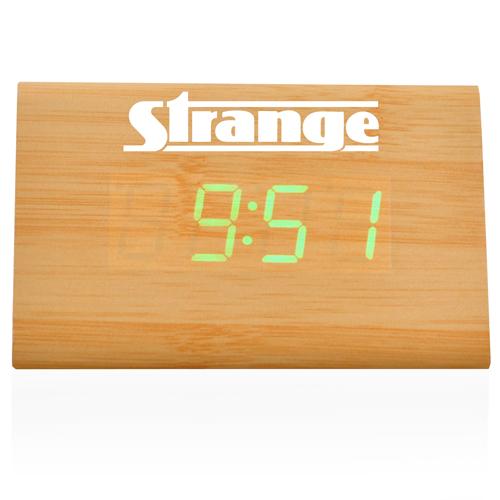 Triangle LED Digital Alarm Clock Image 3