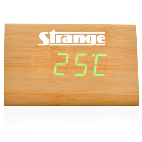 Triangle LED Digital Alarm Clock