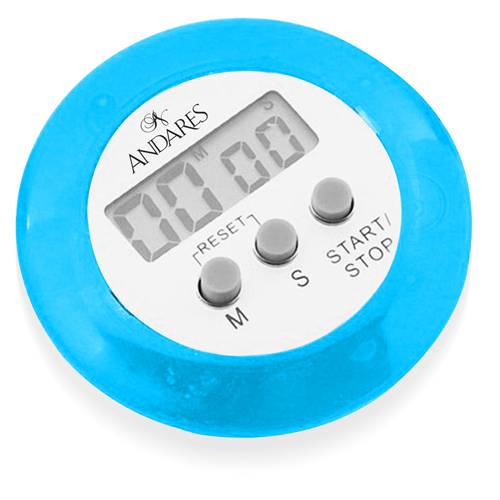 Round Digital Kitchen Timer