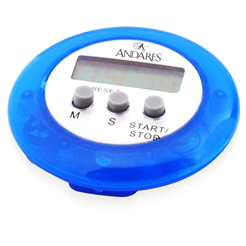Round Digital Kitchen Timer Image 4