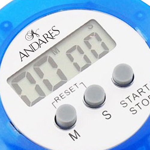 Round Digital Kitchen Timer Image 6
