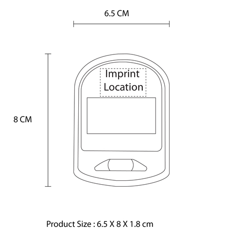 Multifunction Stopwatch Pedometer