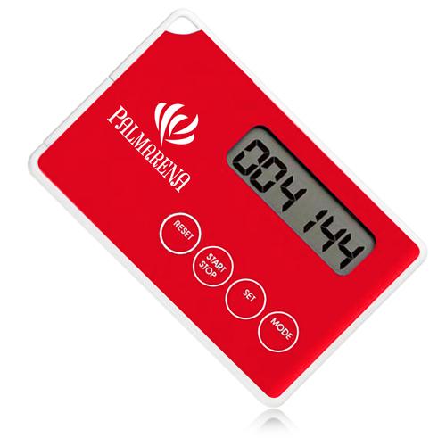 Card Shape Pedometer
