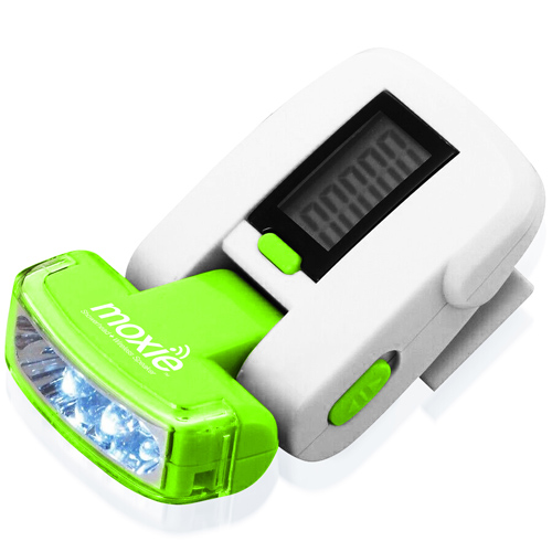 3 LED Torch Multifunctional Pedometer