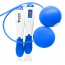 Digital Cordless Jump Rope With Pedometer