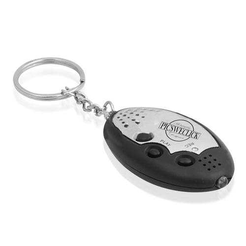 Voice Recording LED Keychain