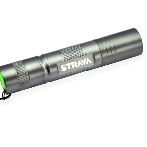 Aluminum Alloy Waterproof LED Flashlight Image 4