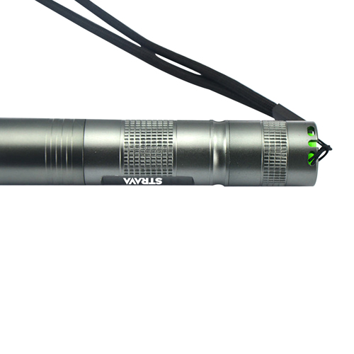 Aluminum Alloy Waterproof LED Flashlight