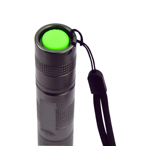 Aluminum Alloy Waterproof LED Flashlight Image 6
