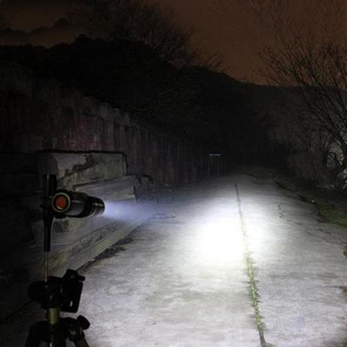 1200 Lumen Waterproof LED Flashlight