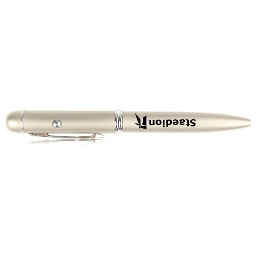 Superior Laser Pointer Twist Pen