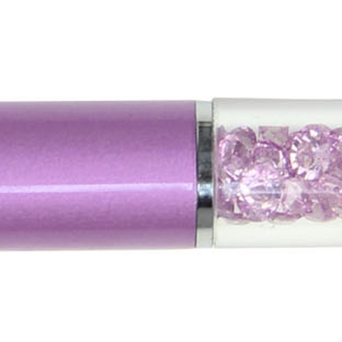 Crystal Twist Rhinestones Pen