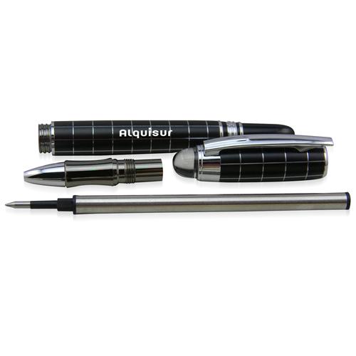 Grid Executive Metal Pen