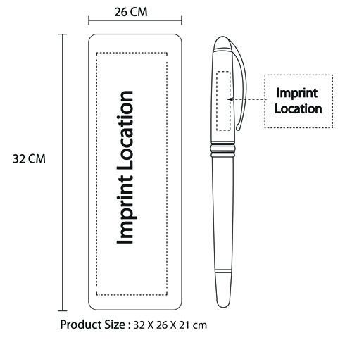 Metal Ballpoint Neutral Pen