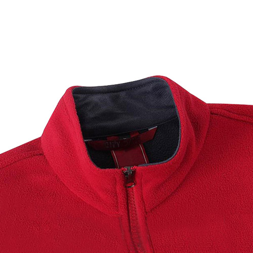 Full Zip Fleece Jacket Image 2