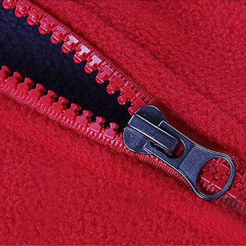 Full Zip Fleece Jacket Image 6