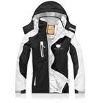Polyester Fleece Jacket With Hoodie