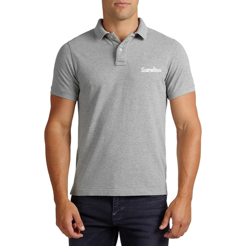170Gsm Solid Cotton Polo Shirt Image 1