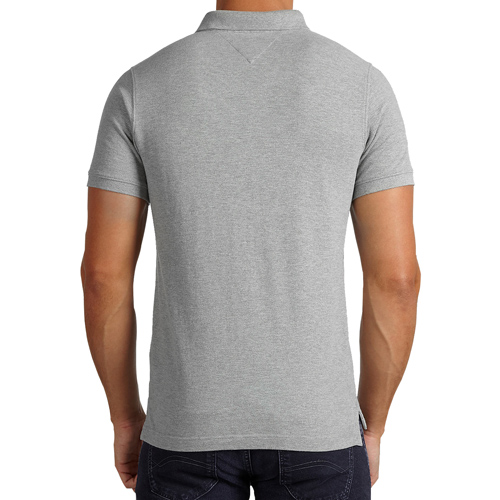 170Gsm Solid Cotton Polo Shirt Image 2