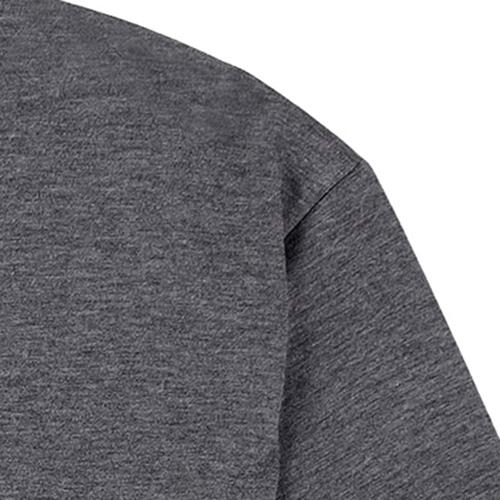 Long Sleeve Cotton Polo Shirt