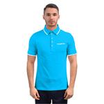 Trim Color Polo Shirt