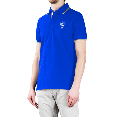 Trimmed Golf Polo Shirt