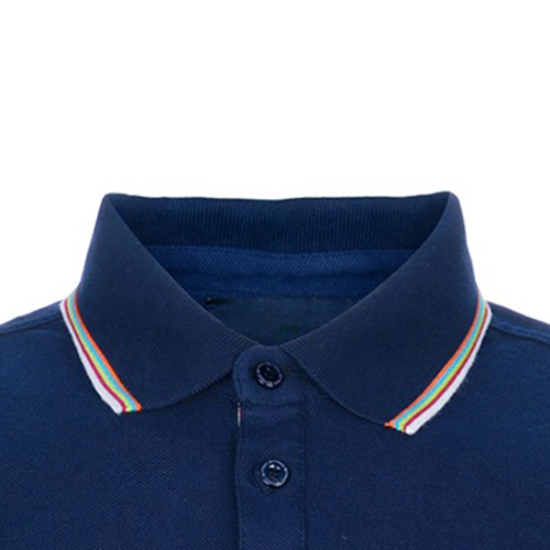 Trimmed Golf Polo Shirt Image 6