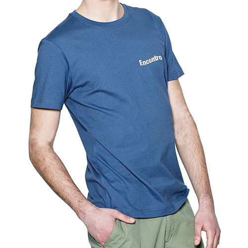 O-Neck Short Sleeve Cotton T-Shirt