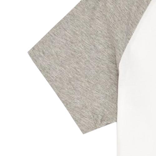 Short Sleeve Cotton Raglan T-Shirt